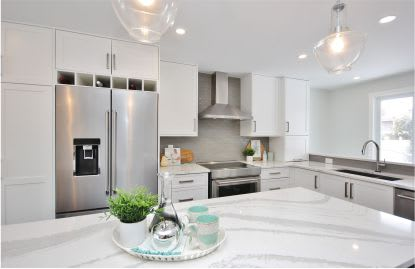kitchen staging to sell in ottawa